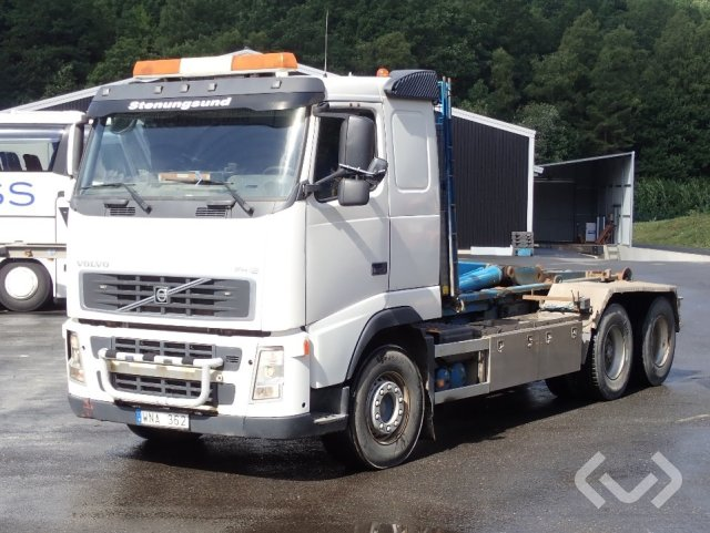 Volvo FH12 6x2 Lastväxlare - 05