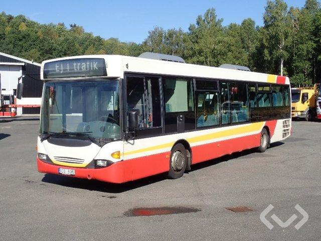 Scania CL94UBLB 2-axlar Stadsbuss - 04