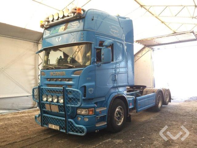 Scania R500LAMNB 6x2 Dragbil - 09
