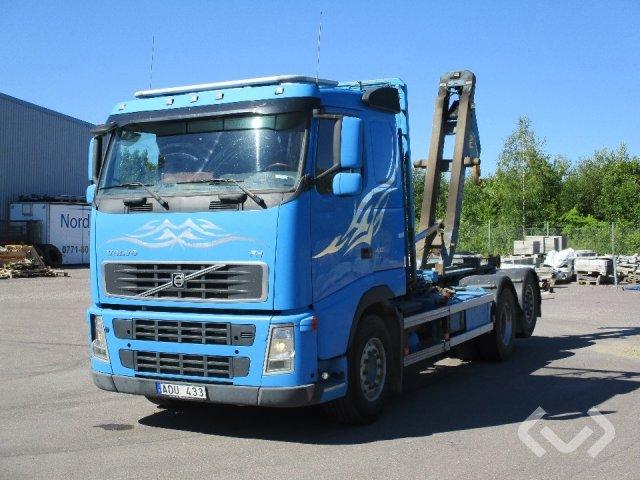 Volvo FH480 6x2 Lastväxlare - 07