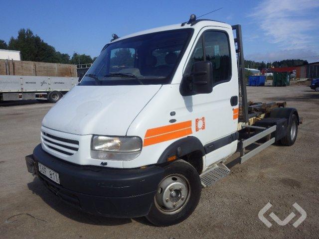 Renault MASCOTT 150.65CC 4x2 Lastväxlare - 02