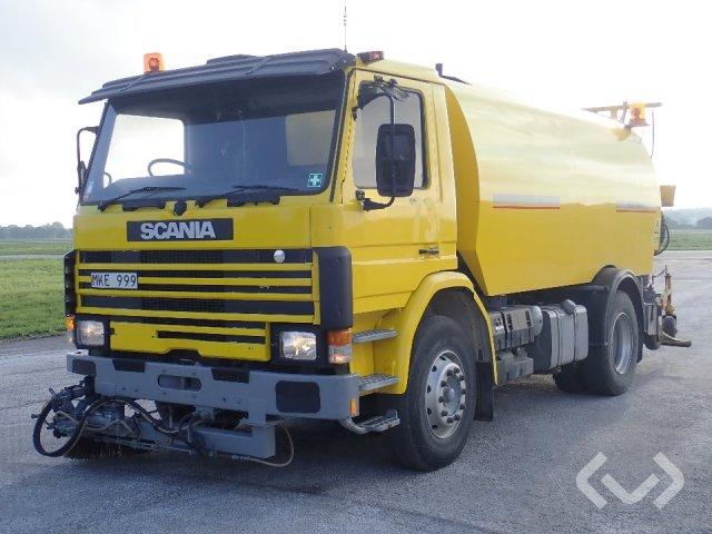 Scania P92M 34 4x2 Sop-sugbil - 87