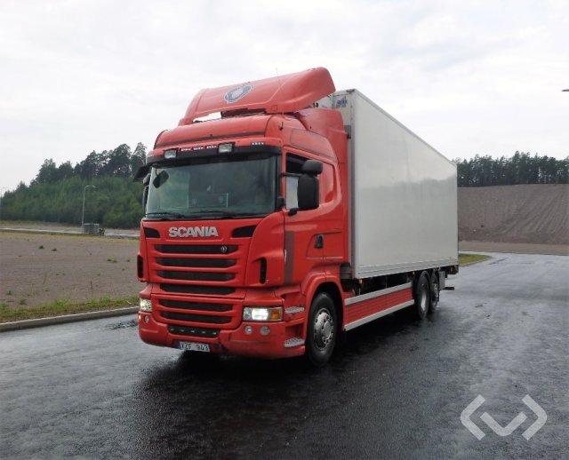 Scania R480LB MNB 6x2*4 Skåp (kylaggregat+bg-lyft) - 10