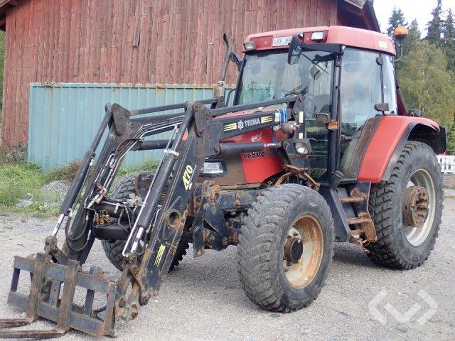 Case MX 90C Traktor (Rep.Objekt) - 99