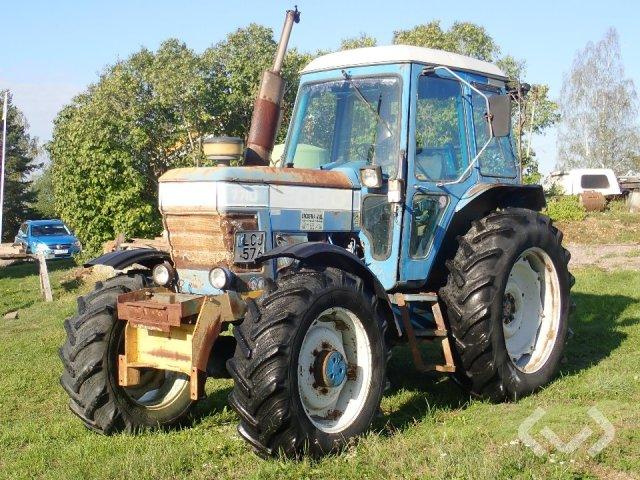 Ford 7710 Traktor - 83