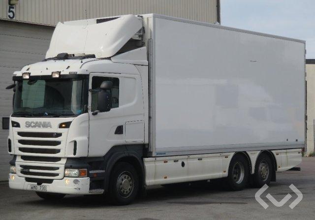 Scania R440LB MNB (Euro 5) 6x2*4 Skåp (kylaggregat+bg-lyft) - 12