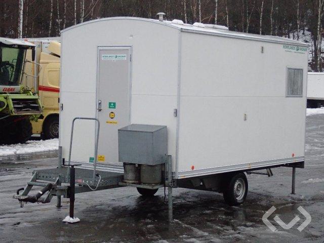 Norrlandsvagn RMO3-40 Manskapsvagn - 12