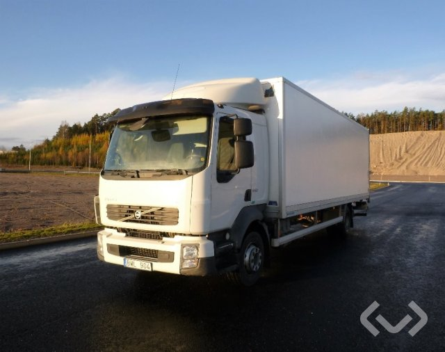 Volvo FL240 4x2 Skåp (bg-lyft) - 08
