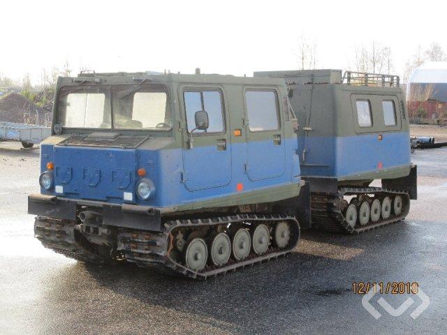 HÄGGLUNDS BV206A Bandvagn - 80