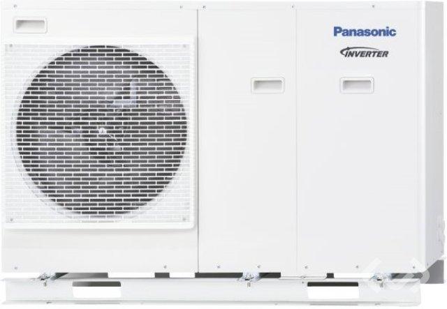 Panasonic Aquarea WH-MXC09G3E8 värmepump med tank Aquawec i paket (nytt)