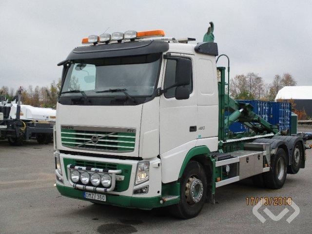Volvo FH460 6x2 Lastväxlare - 10