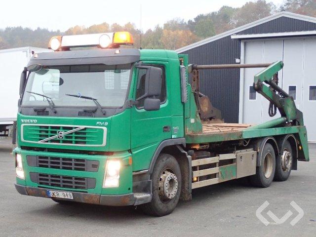Volvo FM9 (Rep. objekt) 6x2 Liftdumper - 03