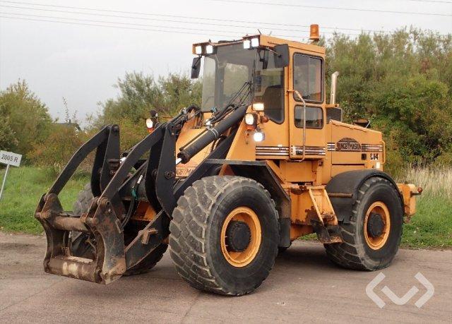 Ljungby L14(1322) Hjullastare - 94