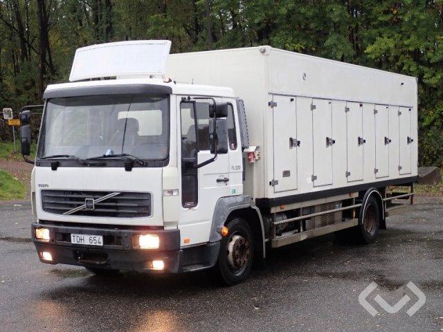 Volvo FL612H 4x2 Skåp med frysfack - 02