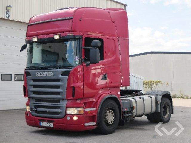 Scania R420 4x2 Dragbil - 06