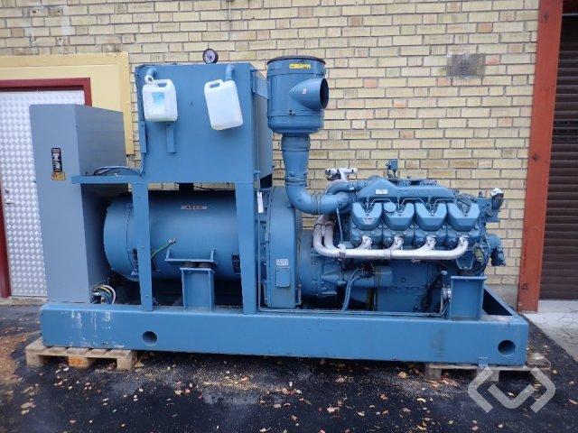 Blomstedts reservkraftsaggregat 255 kVa - 81