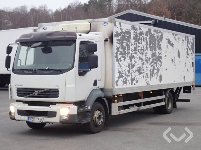 Volvo FL240 4x2 Skåp (bg-lyft) - 07