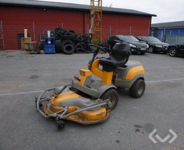 Stiga Park Pro 25 4WD Åkgräsklippare - 05