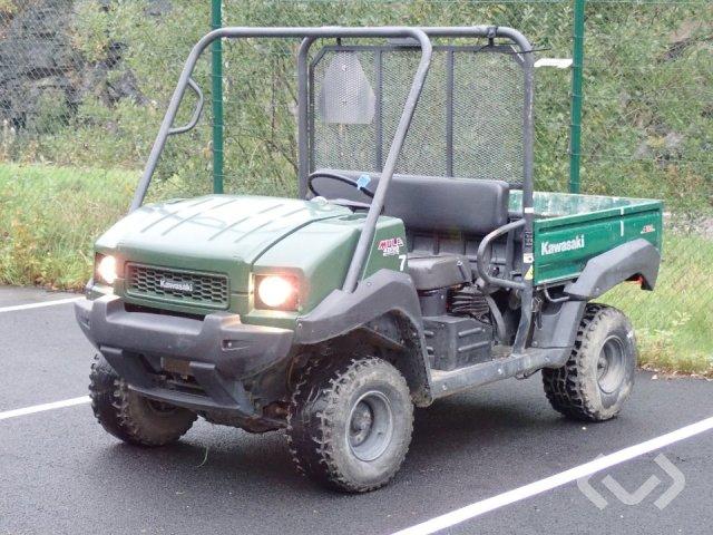 Kawasaki KAF950F Mule (Diesel) - 11