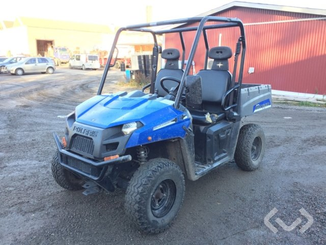 Polaris Ranger EV ATV - 13