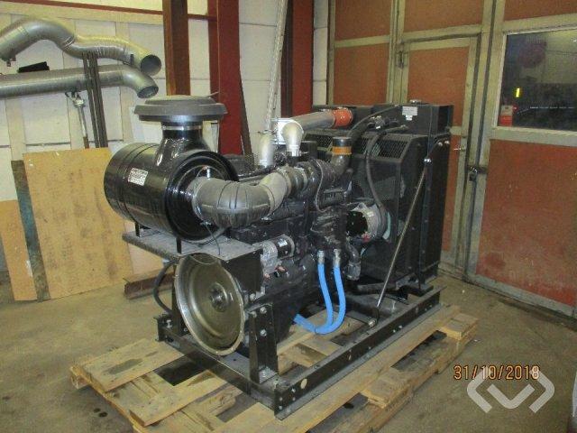 Power pack QSL9IIIA 224kw EU borrmotor (ny) - 12