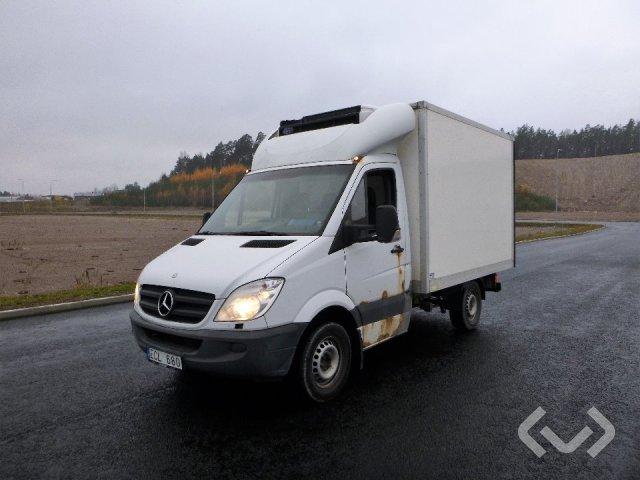 Mercedes Sprinter 315 CDI (150hk) 4x2 Skåp (bg-lyft) - 09