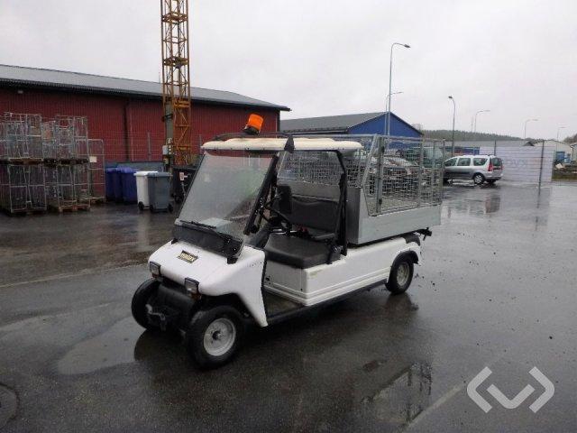 MELEX 967 Elbil / golfbil med tippflak (Rep. objekt) - 11