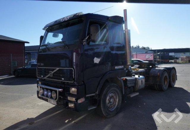 Volvo FH12 6x4 Dragbil - 00
