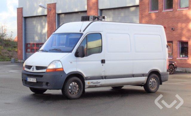 Renault Master 2.5 dCi Skåp (120hk) 4x2 Skåp - 10