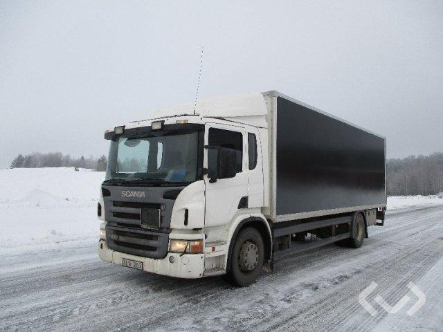 Scania P230DB HLB 4x2 Skåp (bg-lyft) - 06