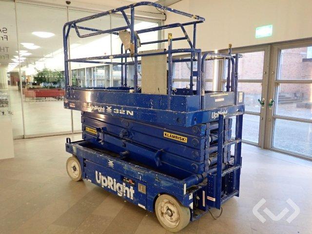 UpRight X32N Saxlift - 97