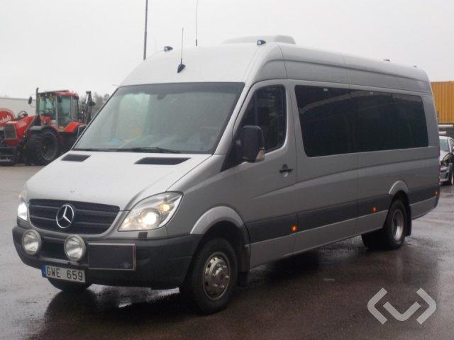 Mercedes 906BB50 4x2 Minibuss - 12