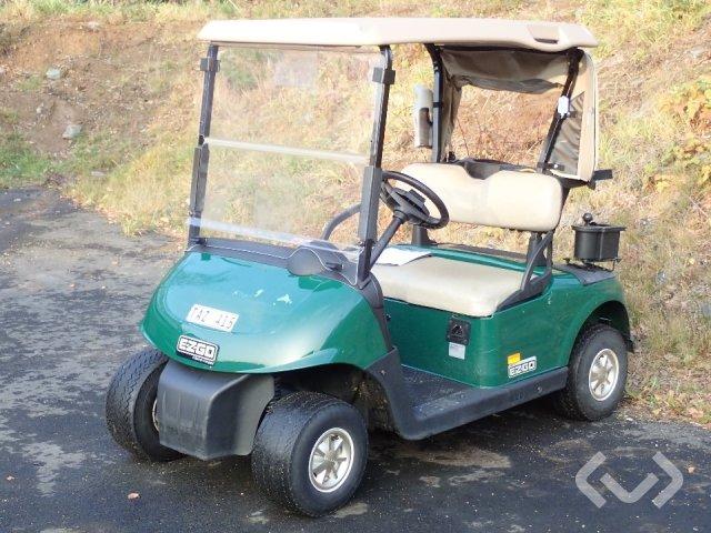 E-Z-GO Golfbil RXV - 09