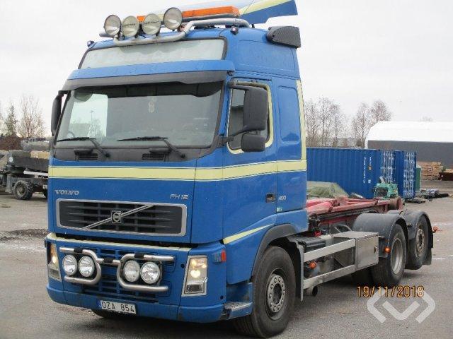 Volvo FH12 6x2 Lastväxlare - 03