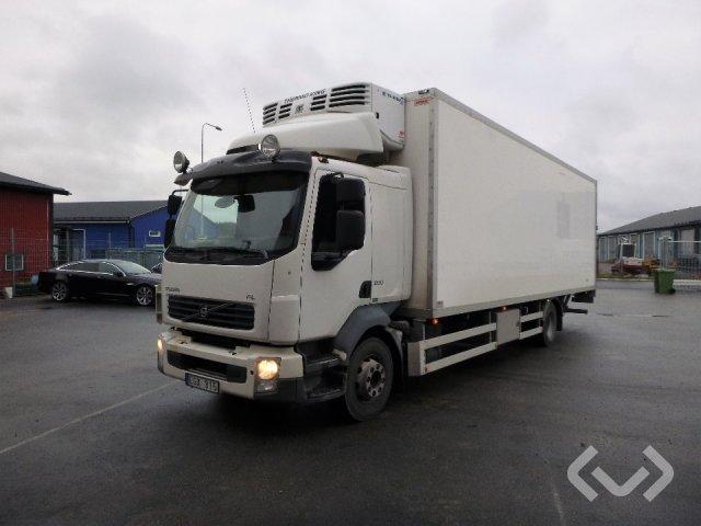 Volvo FL280 4x2 Skåp (kylaggregat+bg-lyft) - 08