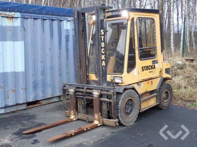 Stocka 3060 motviktstruck (diesel) - 91