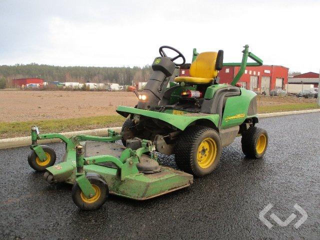 John Deere 1435 4WD Åkgräsklippare - 05