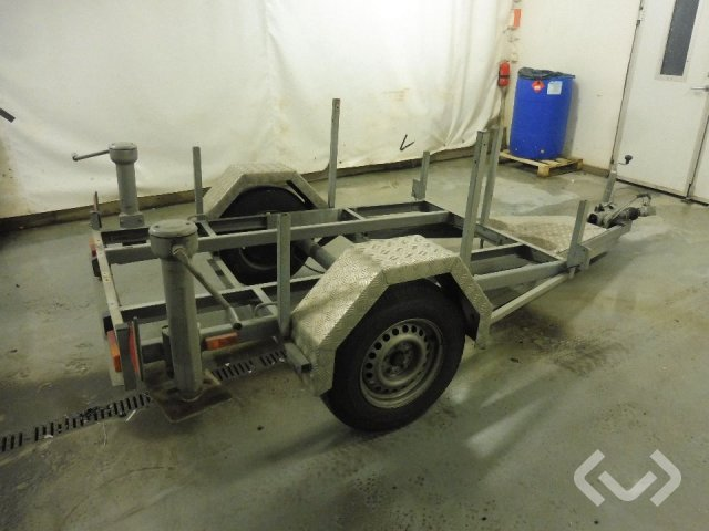 Heby trailer 150 - 90