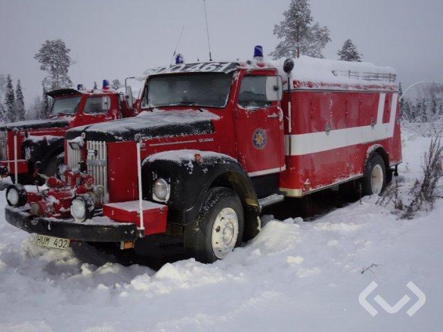 Scania L80 S 46 4x2 Brandfordon - 75