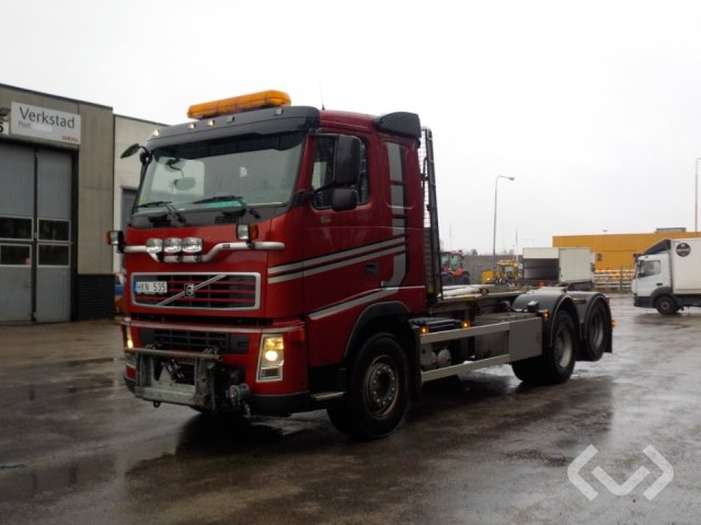 Volvo FH400 6x2 Lastväxlare - 08
