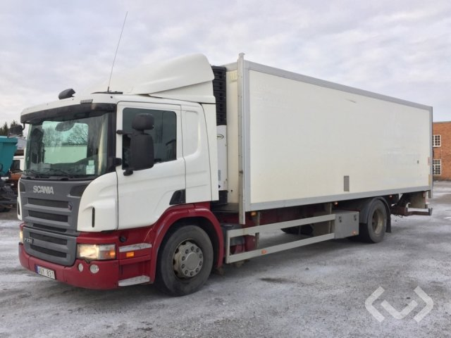 Scania P230DBMLB 4x2 Skåp (kylaggregat+bg-lyft) - 09
