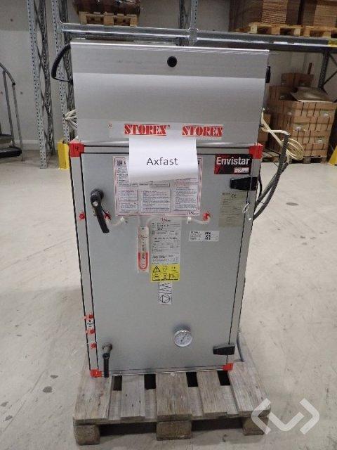 Envistar Flex 100 ventilationsaggregat med inbyggd kylmaskin - 13