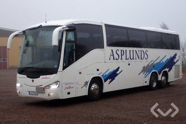 Scania K440EB IRIZAR 6x2*4 Turistbuss/ skolbuss - 11