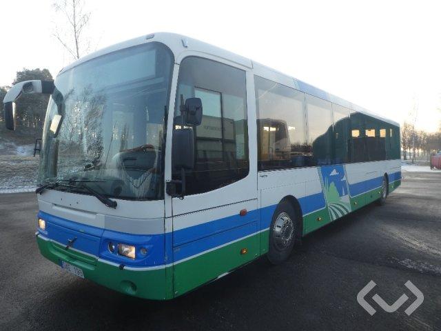 Volvo B12BLE 2-axlar Linjebuss - 02