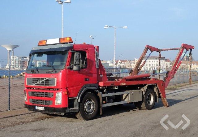 Volvo FM9 4x2 Liftdumper - 03