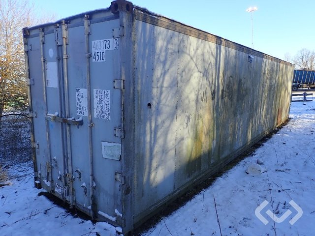 40 fots container