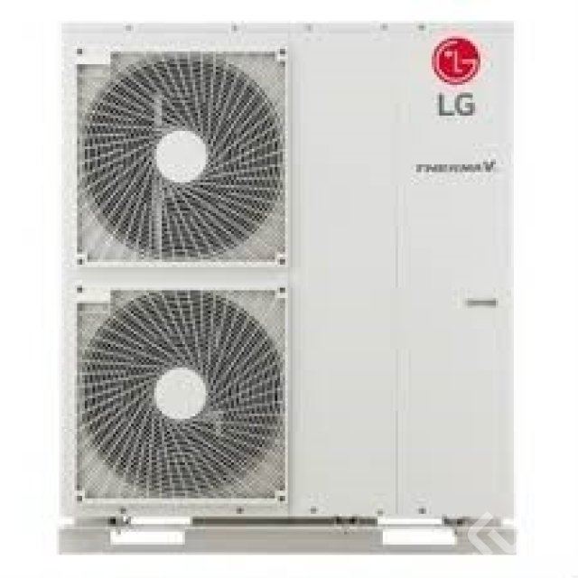 LG HM123M.U32 monoblock luftvattenvärmepump 14,5 kW (ny)