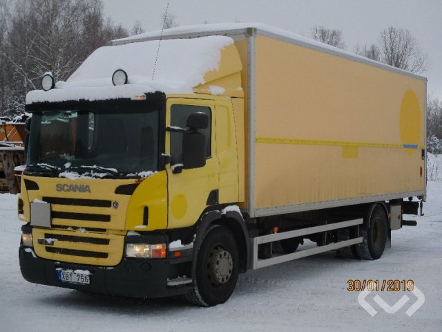 Scania P230LB MNB (Export only) 4x2 Skåp (bg-lyft) - 05