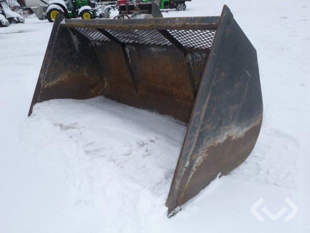 Vilakone mm Snöskopa, planerskopa och gafflar
