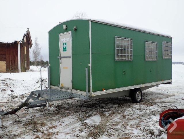Norrlandsvagnen RM10-3199 Manskapsvagn - 04